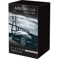 AREON PERFUME 50 ML GLASS - Silver
