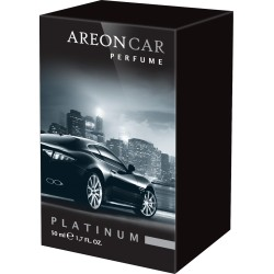 AREON PERFUME 50 ML GLASS - Platinum