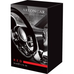 AREON PERFUME 50 ML GLASS - Red