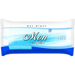 Wet Wipes Mon - Men